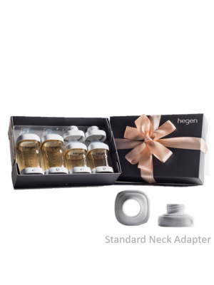 Hegen PCTO Complete Starter Kit PPSU (Standard Neck Adapter)