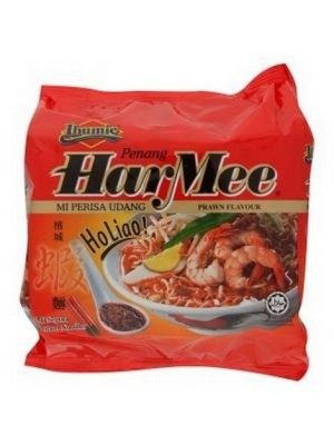 Ibumie Penang Har Mee Prawn Instant Noodles 5 x 85g