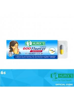 Hurix's 600 Fluaway Capsule Improved 6s