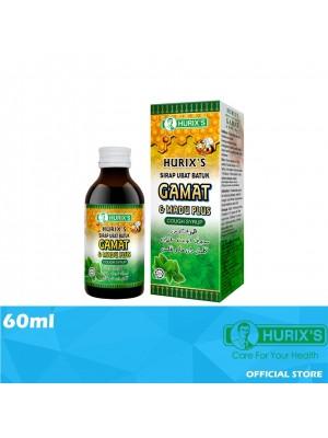Hurix's Sirap Ubat Batuk Gamat & Madu Plus 60ml