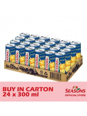 F&N Seasons Ice Lemon Tea 24 x 300ml
