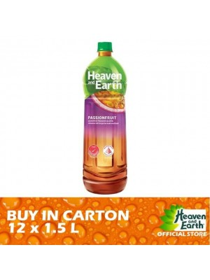 Heaven and Earth Ice Passion Fruit PET 12 x 1.5L