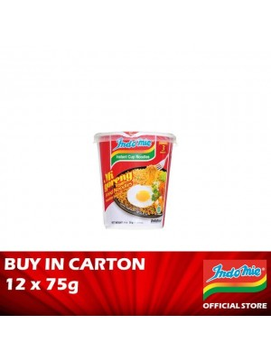 Indomie Mi Goreng Cup Special 12 x 75g [Covid-19]