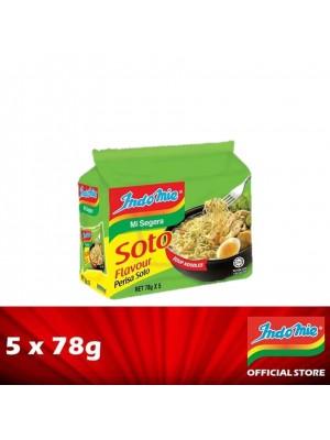 Indomie Soup Soto 5 x 78g [Essential]