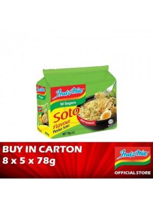 Indomie Soup Soto 8 x 5 x 78g