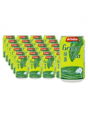 Drinho Jasmine Green Tea 24x300ml