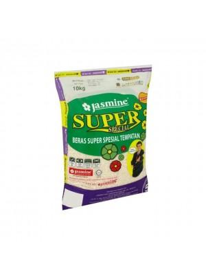 1B. Jasmine Super Special Tempatan 5% Rice 10kg [Essential]