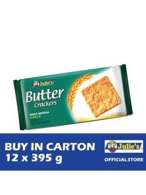 Julie's Butter Crackers 12 x 395g