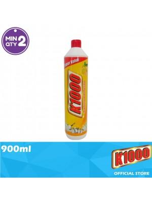 K1000 Dishwashing Liquid Lemon 900ml