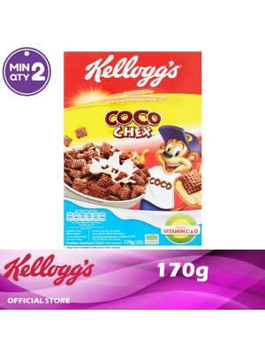 Kellogg's Coco Chex Breakfast Careal 170g