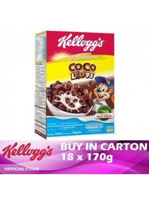 Kellogg's Coco Loops 18 x 170g