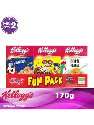 Kellogg's Fun Pack 170g