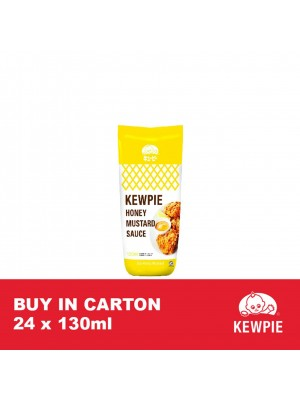 Kewpie Honey Mustard Sauce 24 x 130ml