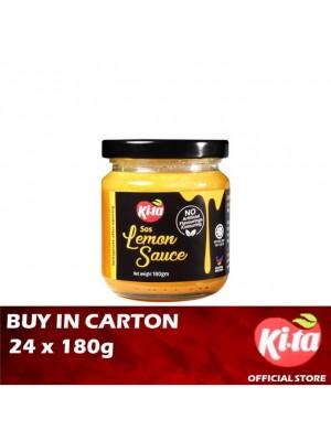 Ki.ta Lemon Sauce 24 x 180g