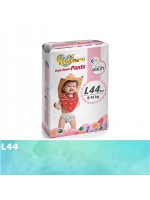 Kidaro Diapers Pants L44