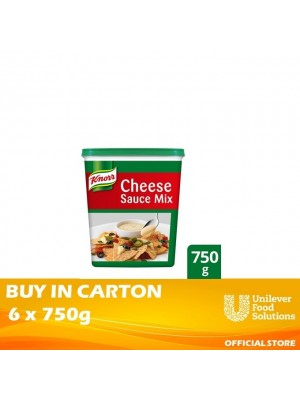 Knorr Cheese Sauce Mix 6x750g