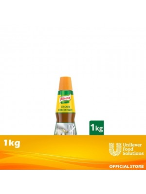 Knorr Concentrated Chicken Bouillon 1KG
