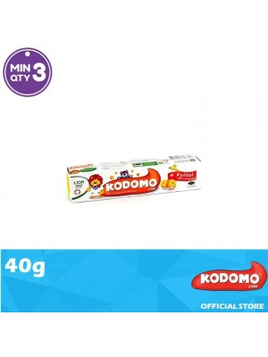 Kodomo Lion Toothpaste Orange Flavour 40g