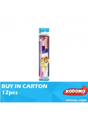 Kodomo Professional Children Toothbrush (9 - 12 Years) 12pcs