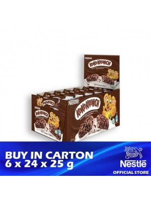 Nestle Koko Krunch Breakfast Cereal Bar 6 x 24 x 25g