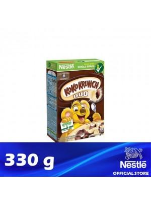 Nestle Koko Krunch Duo Breakfast Cereal 330g