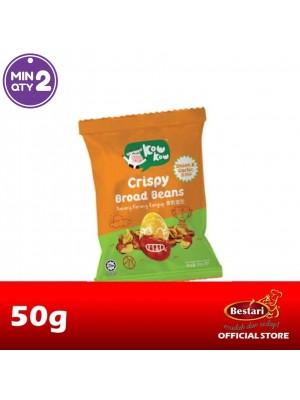 Kow Kow Crispy Broad Beans 50g