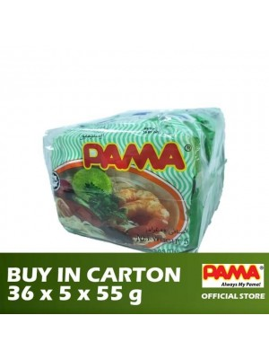 Pama Instant Kua Teow Clear Soup Flavour 36 x 5 x 55g