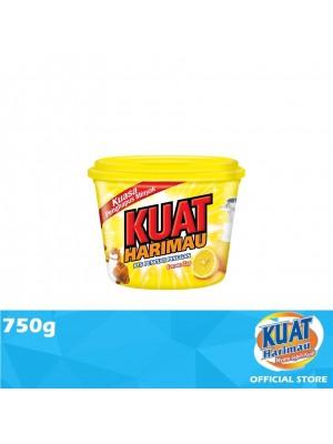 Kuat Harimau Dishwashing Paste Lemon 750g