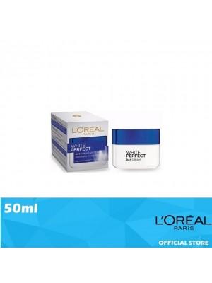 L'Oreal White Perfect Day Cream SPF17 50ml