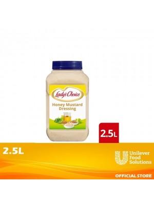 Lady's Choice Honey Mustard 2.5L