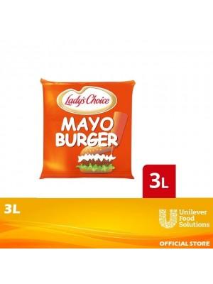 Lady's Choice Mayo Burger 3L