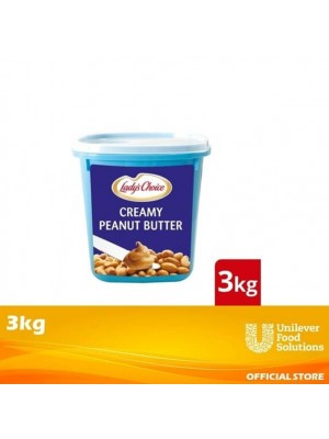 Lady's Choice Peanut Butter 3kg