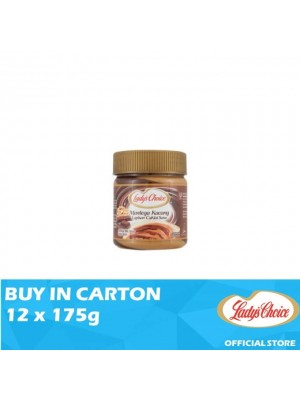 Lady's Choice Peanut Butter Chocolate Stripe 12 x 175g