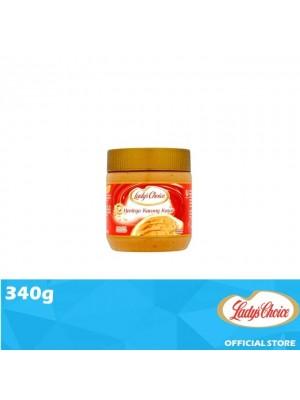 Lady's Choice Peanut Butter Chunky 340g