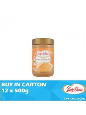 Lady's Choice Peanut Butter Creamy 12 x 500g