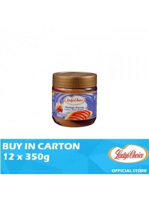 Lady's Choice Peanut Butter Grape Stripe 12 x 350g