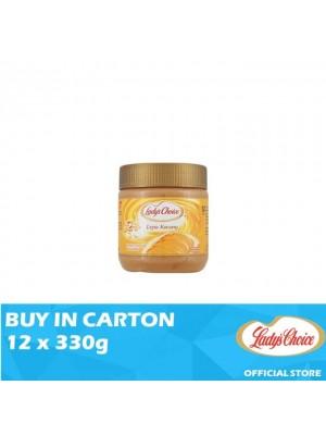 Lady's Choice Peanut Butter Spread 12 x 330g