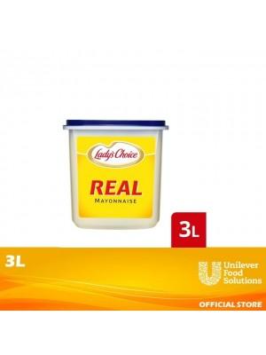 Lady's Choice Real Mayonnaise 3L