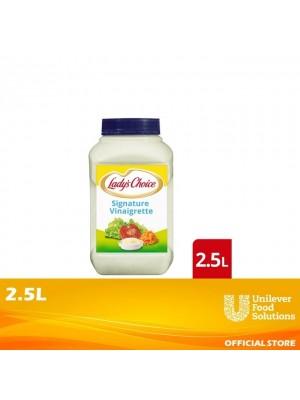 Lady's Choice Signature Vinaigrette 2.5L