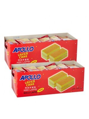 Apollo Layer Cake 2x24s