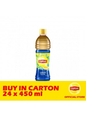 Lipton Lemon Ice Tea 24 x 450ml