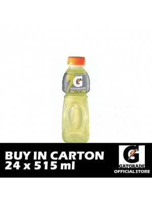 Gatorade Lemon Lime 24 x 515ml