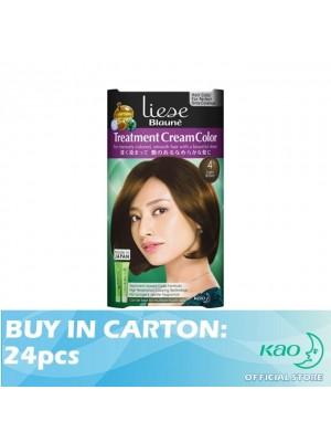 Liese Blaune Cream Light Brown (Lv4) 24pcs
