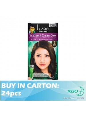 Liese Blaune Cream Medium Brown (Lv5) 24pcs