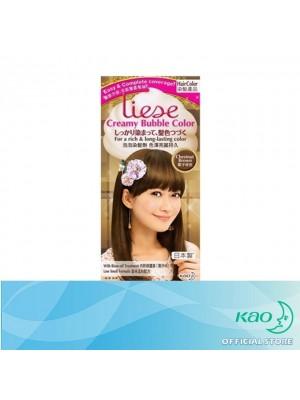 Liese Creamy Bubble Color Chestnut Brown