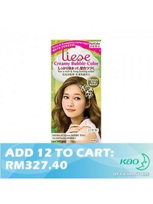 Liese Creamy Bubble Color Platinum Beige
