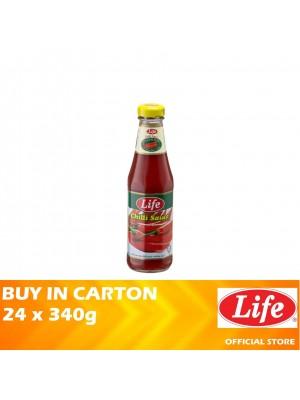 Life Chilli Sauce 24 x 340g