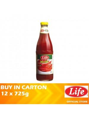 Life Chilli Sauce Jumbo 12 x 725g