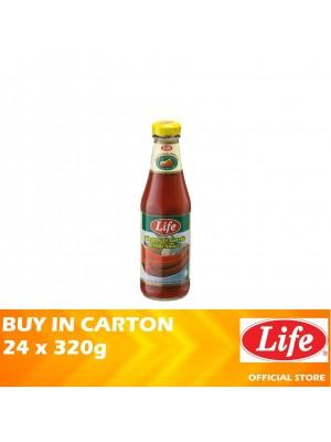 Life Ginger & Garlic Chilli Sauce 24 x 320g