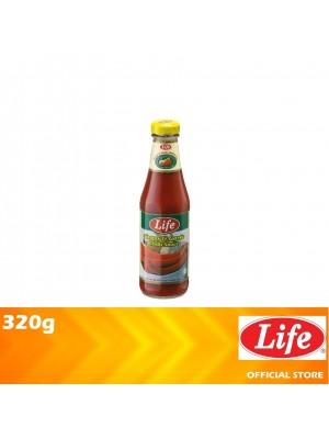 Life Ginger & Garlic Chilli Sauce 320g